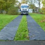 Trackway pic